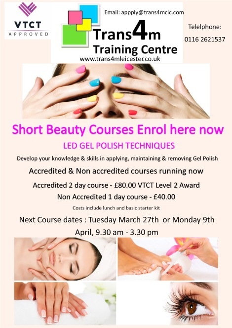 Gel Polish Course